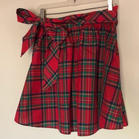 7eecc0cce8 Vineyard Vines Skirts | Plaid Skirt 10 | Poshmark